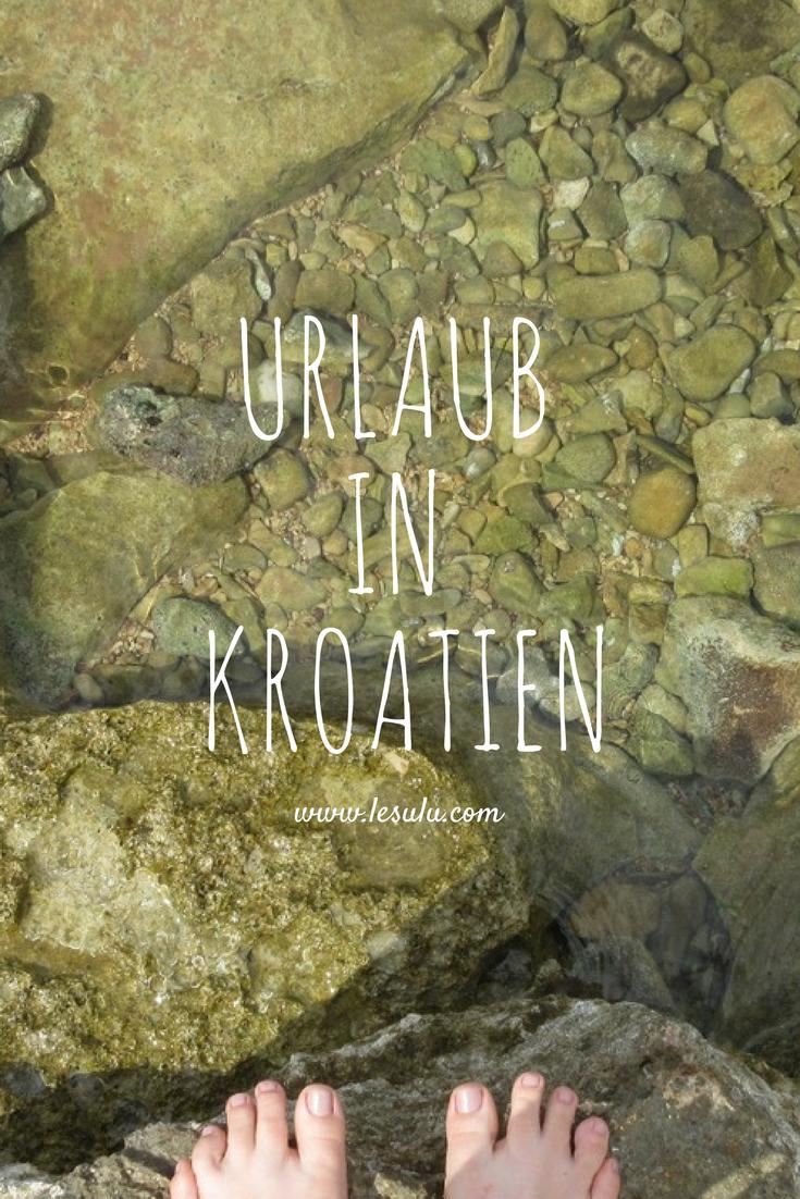 Kroatien Pinterestbild