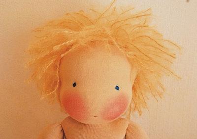 Mitzi Puppe