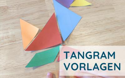 #4Wochengemeinsamdaheim – Tag 5 – Tangram
